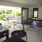 Cottage Games Room Westerings Villa Barbados