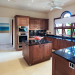 Open Plan Kitchen Westerings Villa Barbados