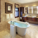 Master Bathroom Westerings Villa Barbados
